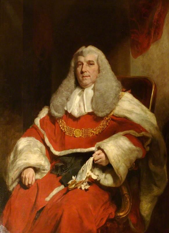 Charles Abbott (1762–1832), Baron Tenterden, Lord Chief Justice
