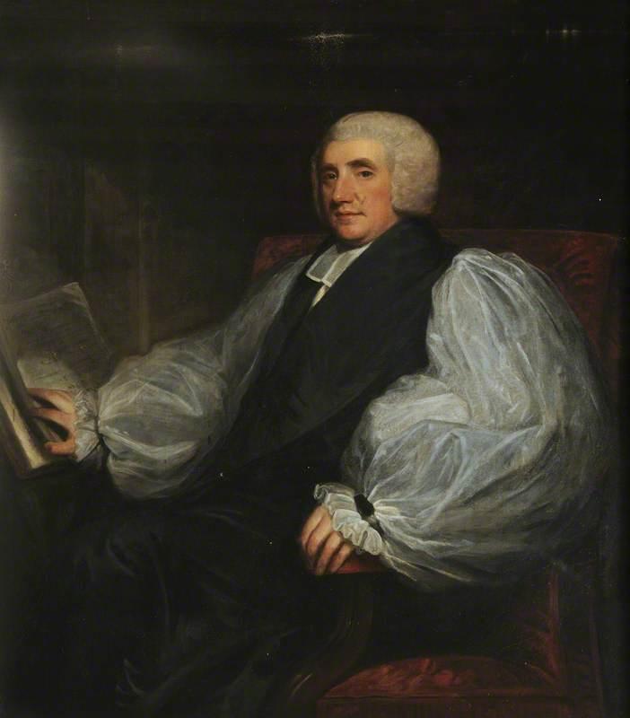 Edward Venables Vernon-Harcourt (1757–1847)