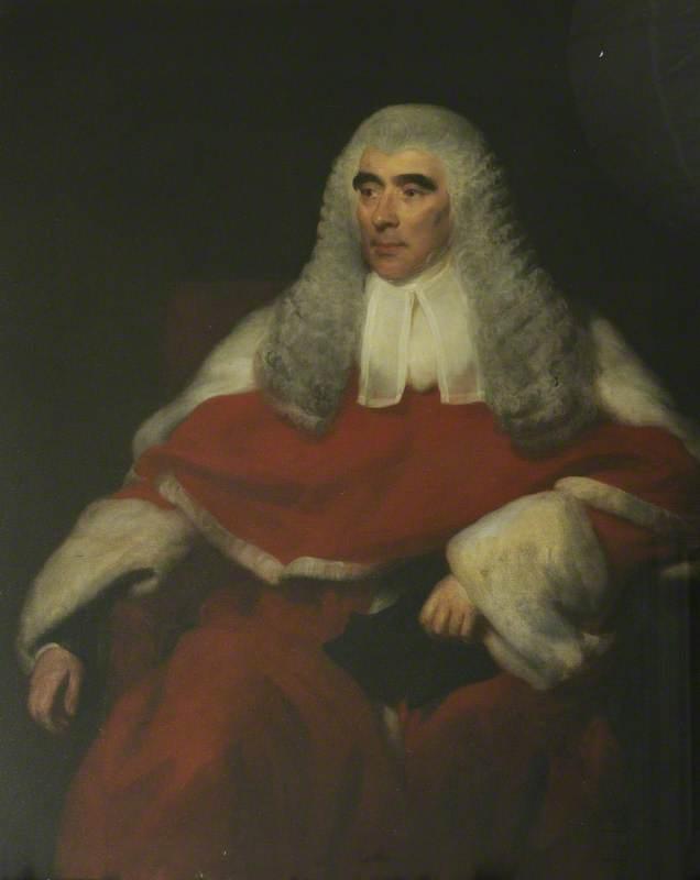 Sir William Elias Taunton (1773–1835)