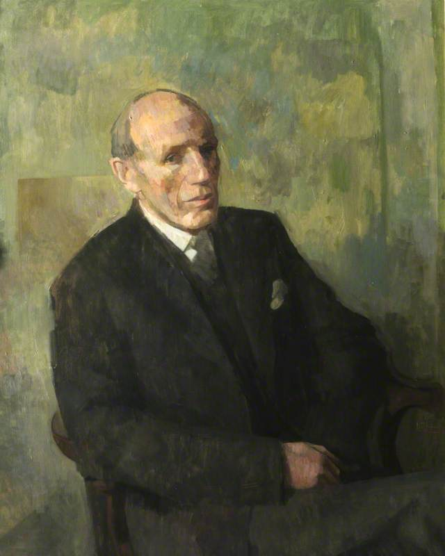 Edward Frederick Lindley Wood (1881–1959), 1st Earl of Halifax