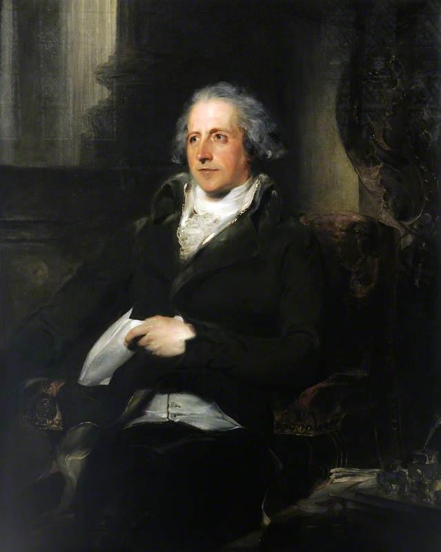 William Eden (1744–1814), Baron Auckland