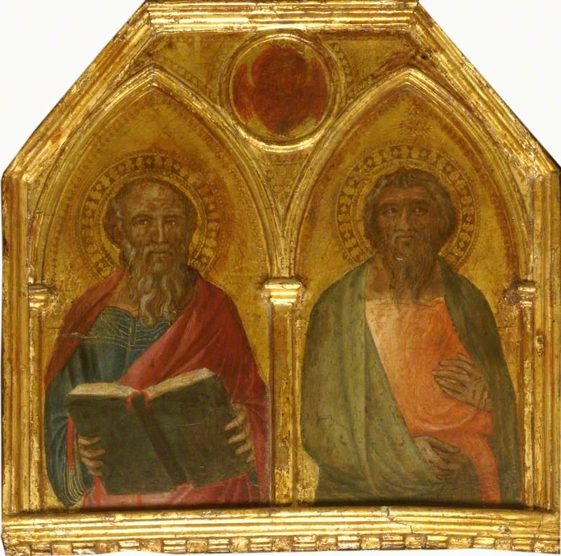 A Pair of Saints