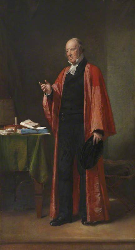 Sir Robert Harry Inglis (1786–1855)