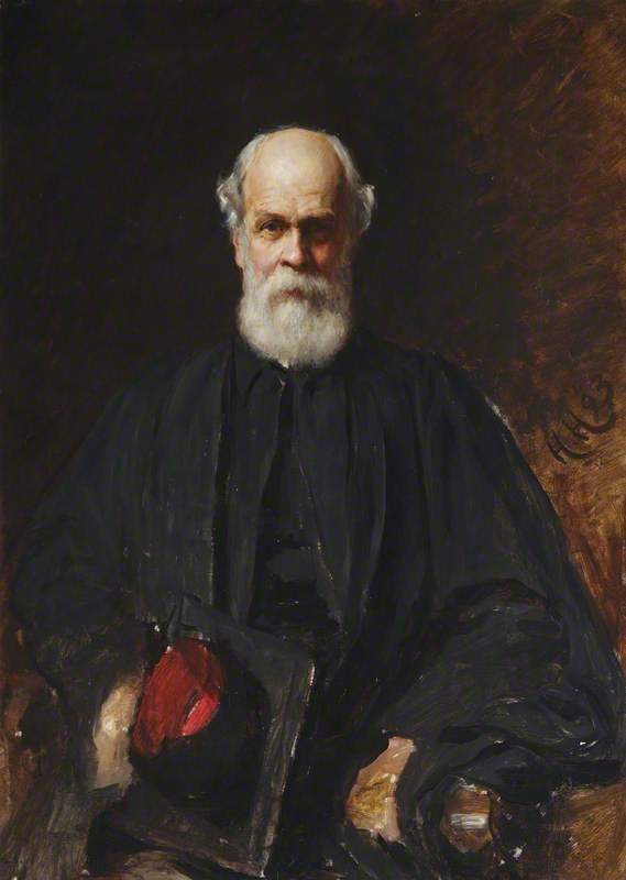 Reverend Robert Charsley (1826–1907)