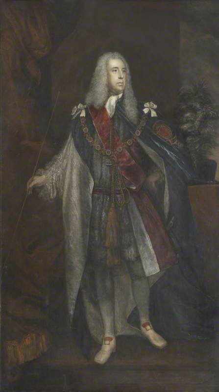 Charles Fitzroy (1683–1757), 2nd Duke of Grafton