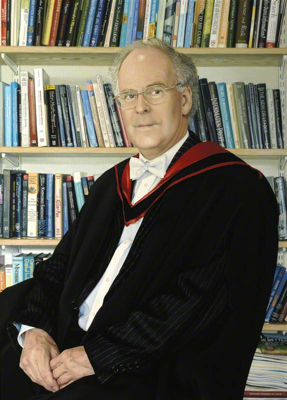 Professor Michael Earl, Last Dean of Templeton College, University of Oxford