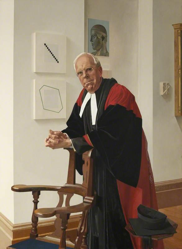 Dennis Nineham, Warden (1969–1979)