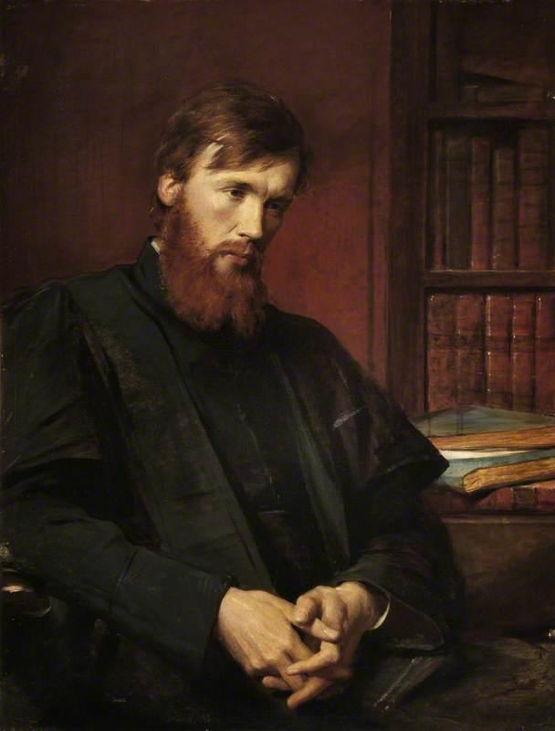 Reverend Edward Stuart Talbot, Warden (1870)