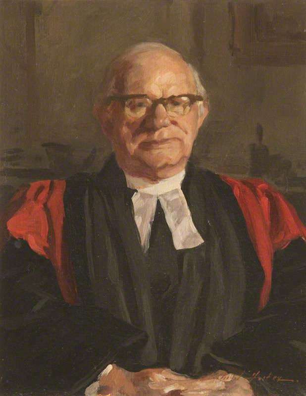 Dr V. H. H. Green (1915–2005), Rector (1983–1987)