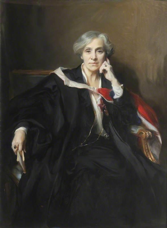 Dr A. Maude Royden (1875–1956)