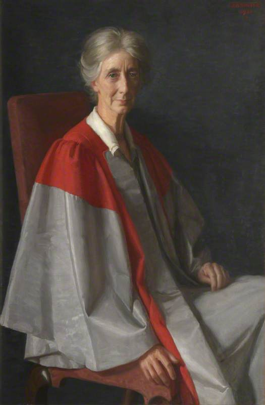 Eleanor Constance Lodge, MA, DLitt, Vice Principal (1906–1921), Honorary Fellow (1926)