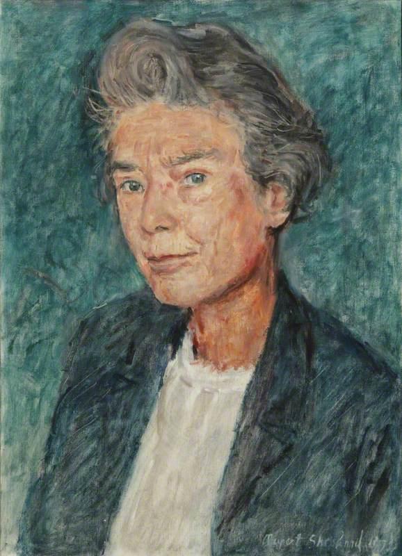 Joan Agate, Fellow and Treasurer (1961–1973)