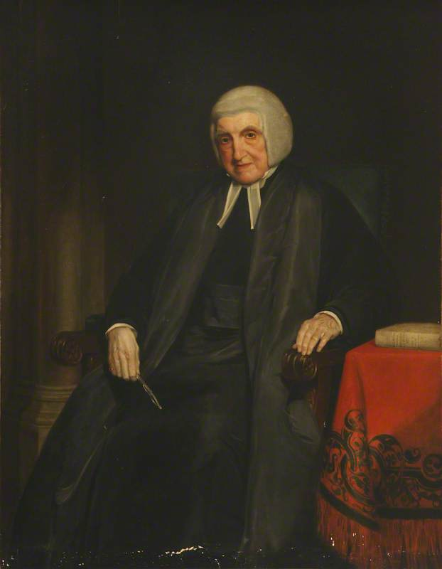 Martin Joseph Routh (1755–1854), President (1791–1854)