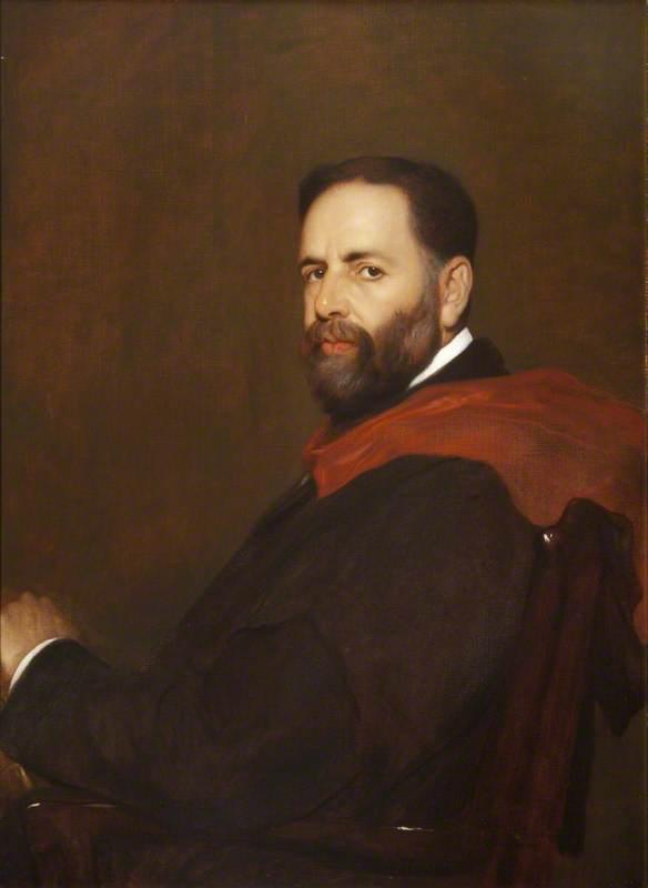 Sir Thomas Herbert Warren (1853–1930), President (1885–1928)