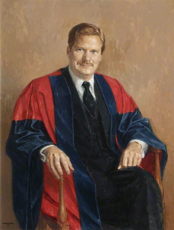 Keith Broadwell Griffin (b.1938), Fellow (1965–1979), President (1979–1988)