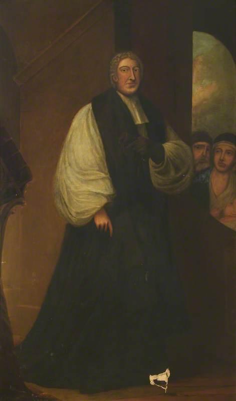 Hugh Boutler (1672–1742), Fellow (1696–1719)