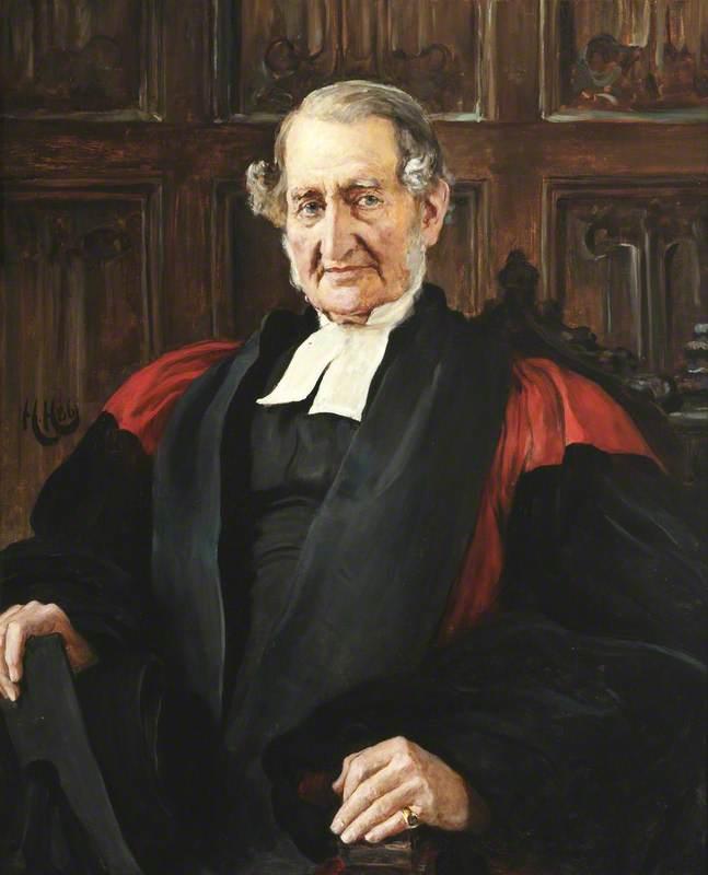 James Edward Sewell, Warden (1860–1903)