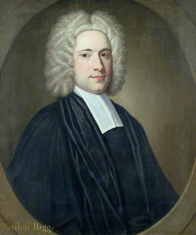 Henry W. Bigg, Warden (1725–1730)