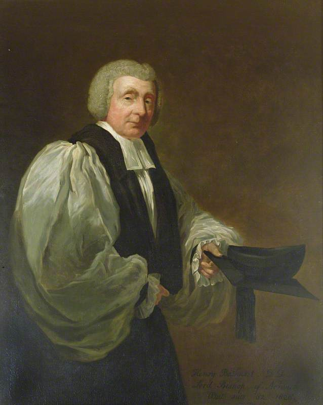 Henry Bathurst, Bishop of Norwich