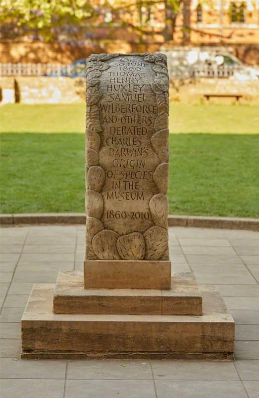 The Great Debate Plinth