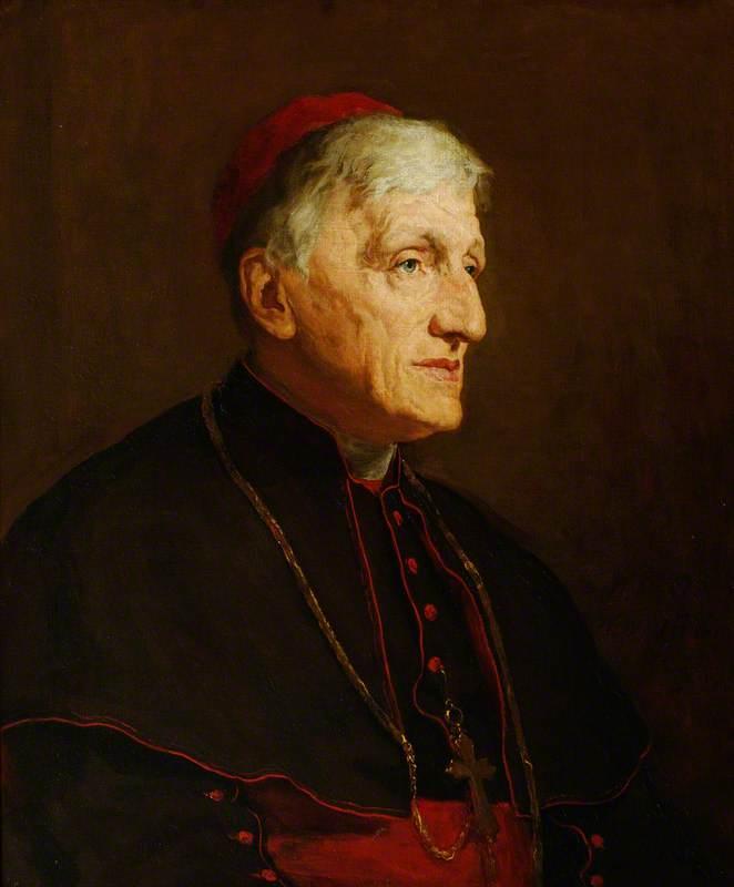 John Henry, Cardinal Newman
