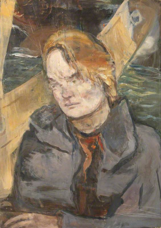 Iris Murdoch, Philosophy Fellow of St Anne's until 1964 and then Honorary Fellow