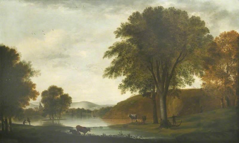 Swanbourne Lake, Arundel Park