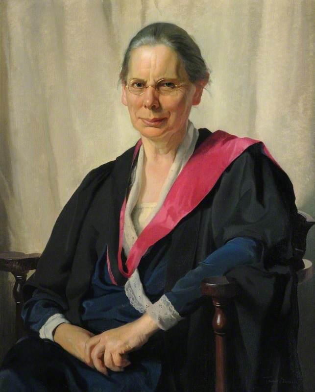 Mildred Katherine Pope, Vice-Principal (1929–1934)