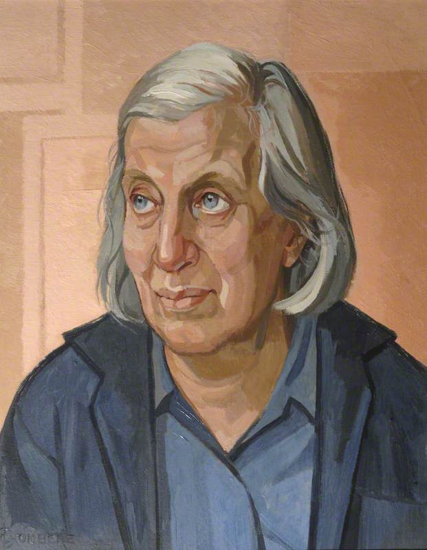 Dorothy Hodgkin (1910–1994), Fellow and Member of Council (1936), Professorial Fellow, Nobel Prize, OM
