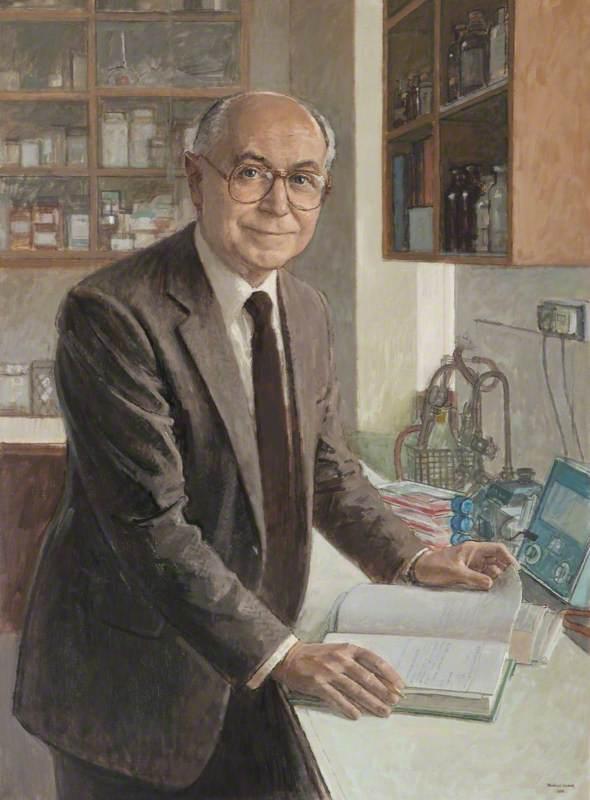 Henry Harris, Professor of Pathology (1963–1979), Regius Professor of Medicine (1979–1992), Head of Sir William Dunn School of Pathology (1963–1993)