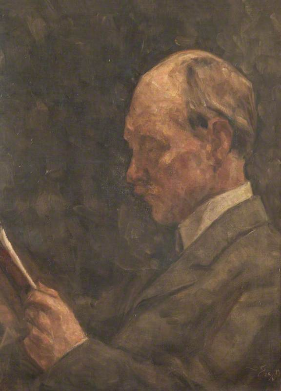 Georges Dreyer, Professor of Pathology (1907–1934)