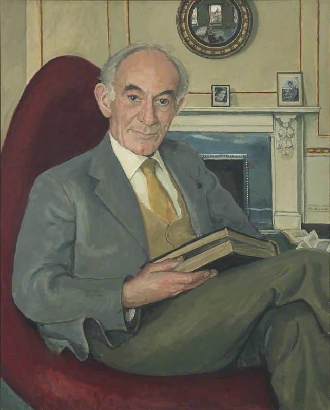John Oswald Prestwich (1914–2003), Fellow (1937–1981), Librarian