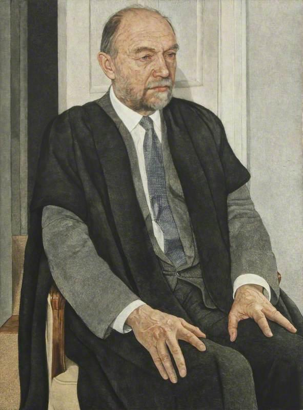 Sir Alan Budd (b.1937), Provost (1999–2008)