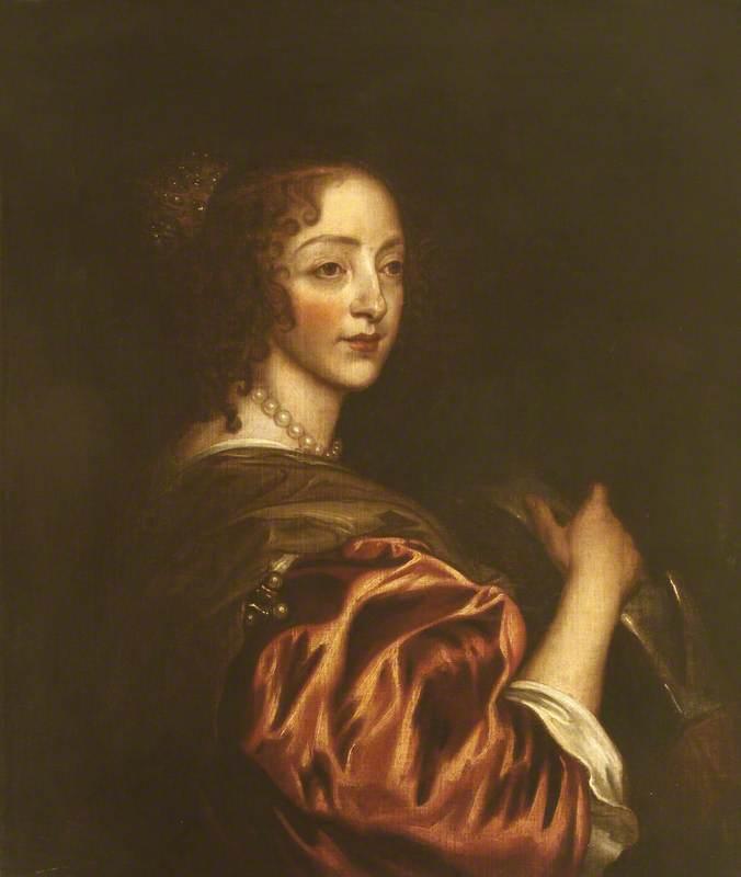 Henrietta Maria (1609–1669), Queen Consort of Charles I