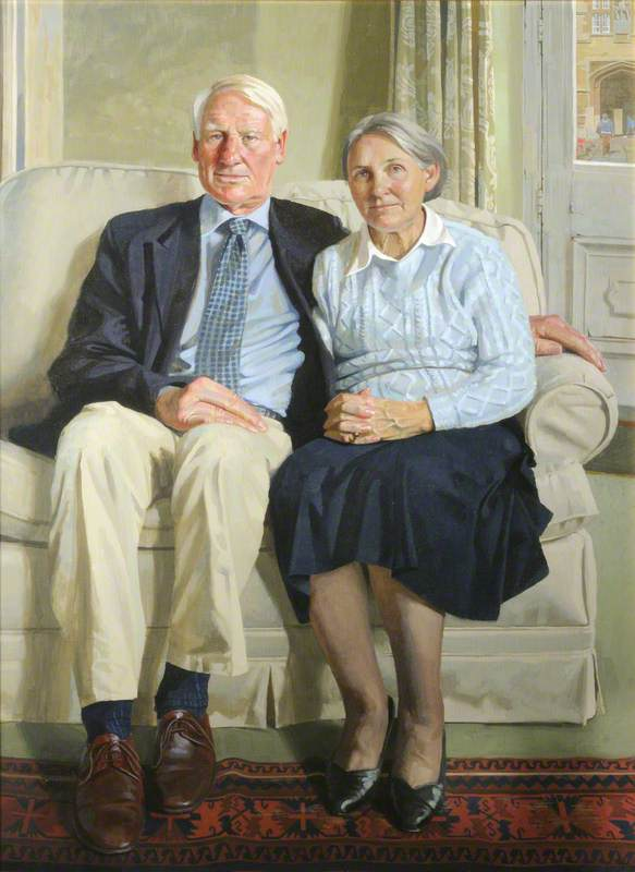 Lord and Lady Butler of Brockwell