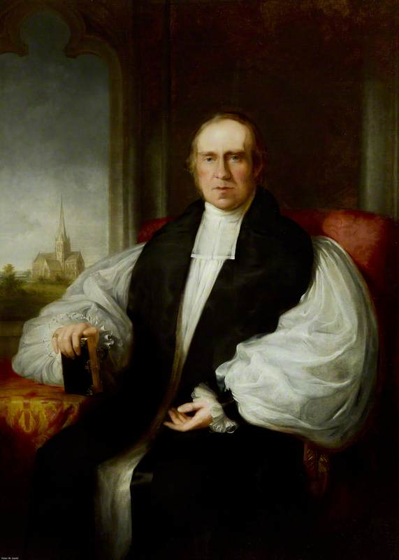 John Medley (1804–1892), Bishop of Fredericton, New Brunswick
