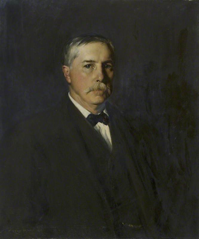 J. D. Inverarity of Rosemount