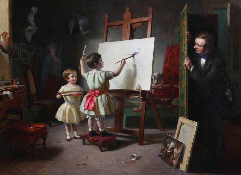 Mischief: The Artist's Studio