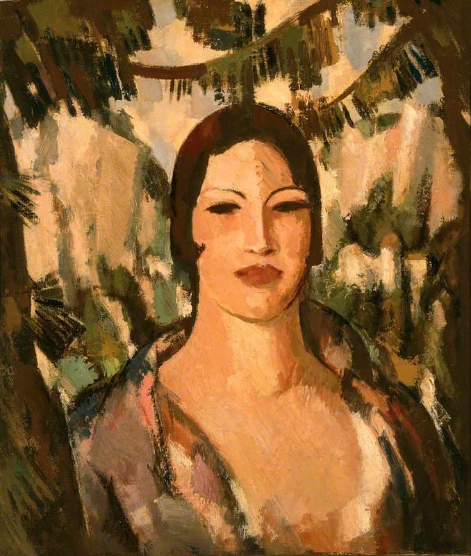Thorenc Head (Margaret Morris, 1891–1980)