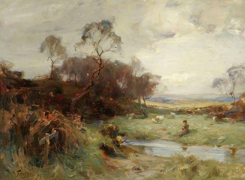 Annaty Burn, Scone