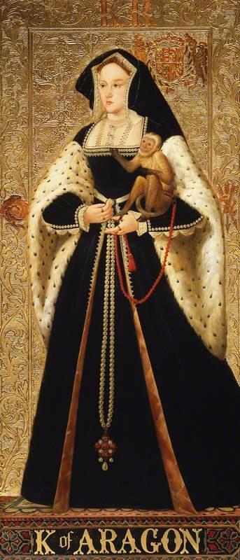 K. of Aragon (Katherine of Aragon)
