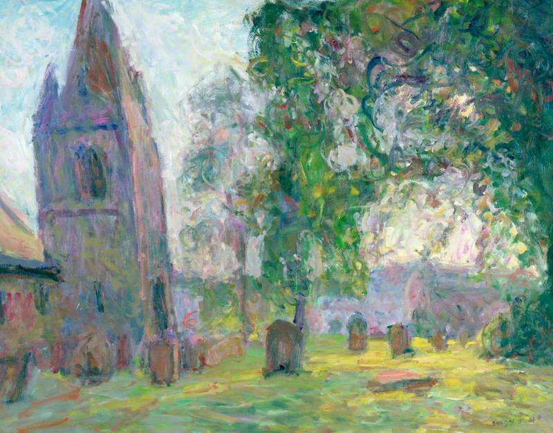 Abthorpe Churchyard, Northamptonshire