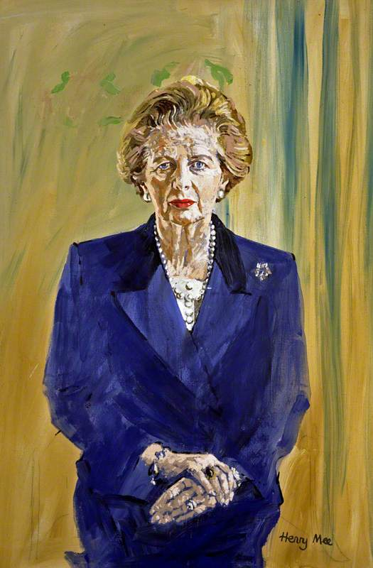 The Right Honourable Margaret Thatcher, Prime Minister