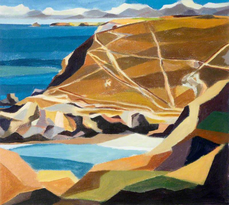 Cliff Paths, Trevellis