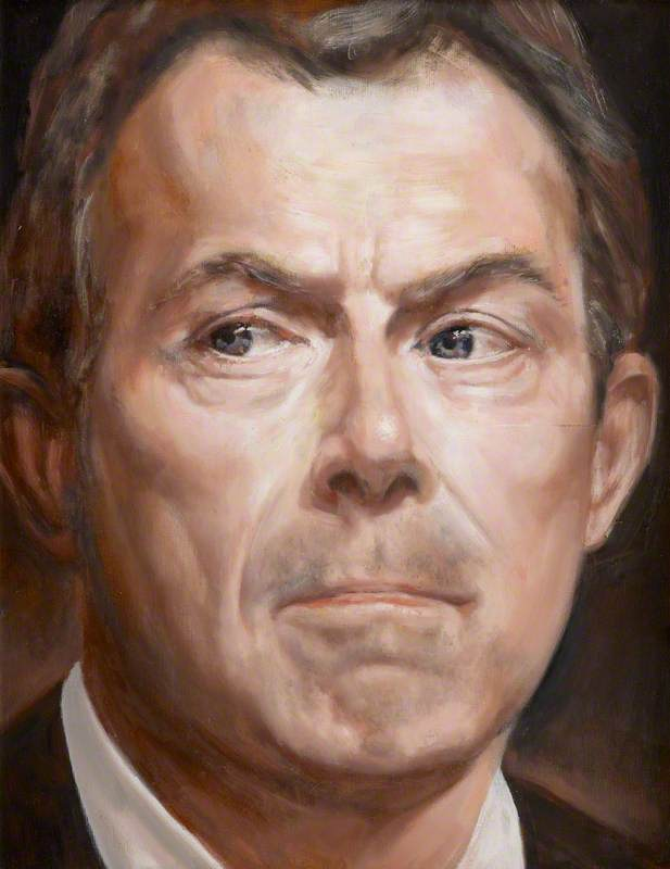 The Right Honourable Tony Blair