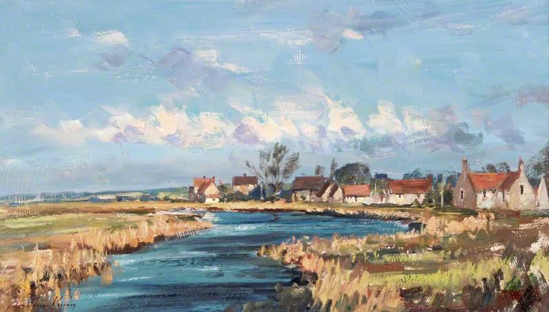 Sunlit Dyke, Salthouse