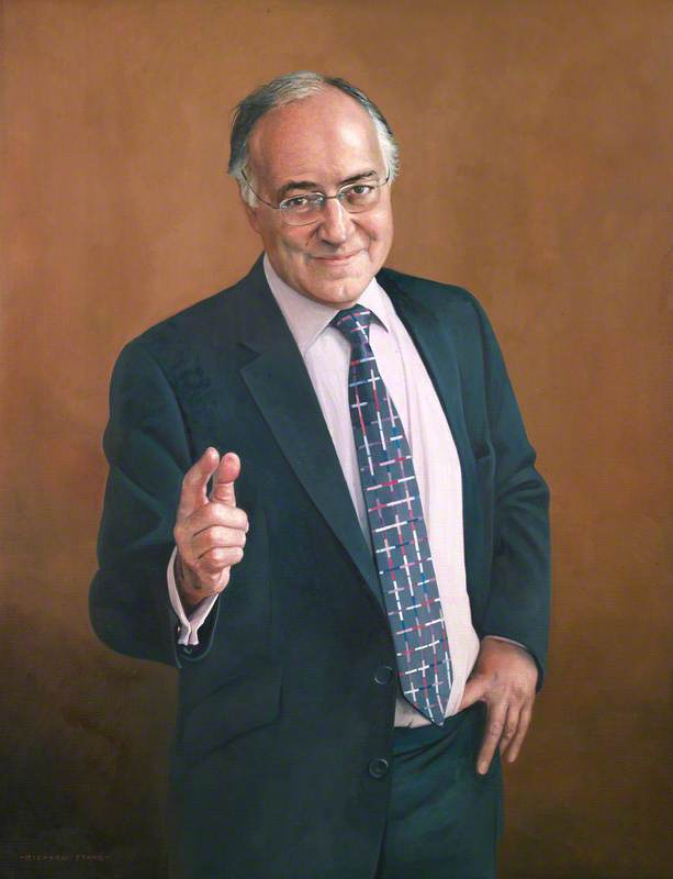 The Right Honourable Michael Howard