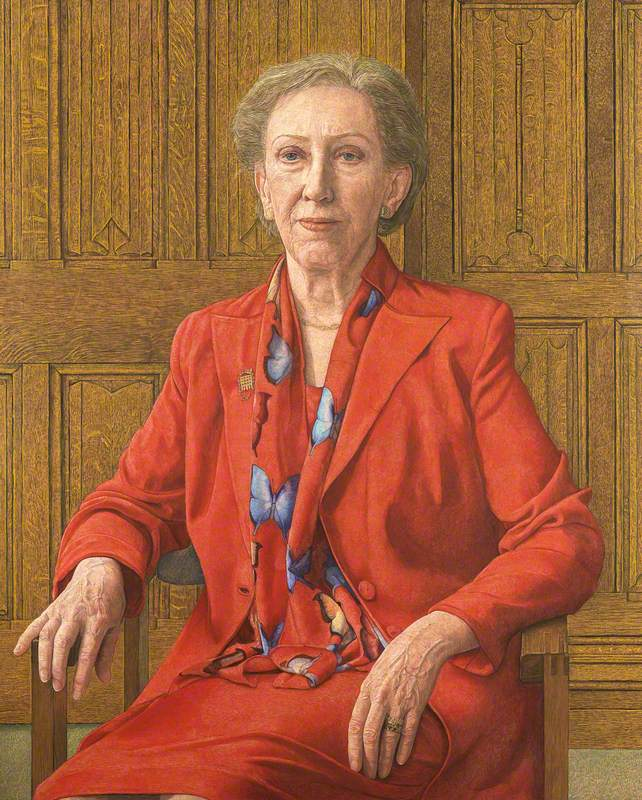 The Right Honourable Margaret Beckett, MP