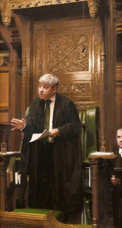 The Right Honourable John Bercow, Speaker