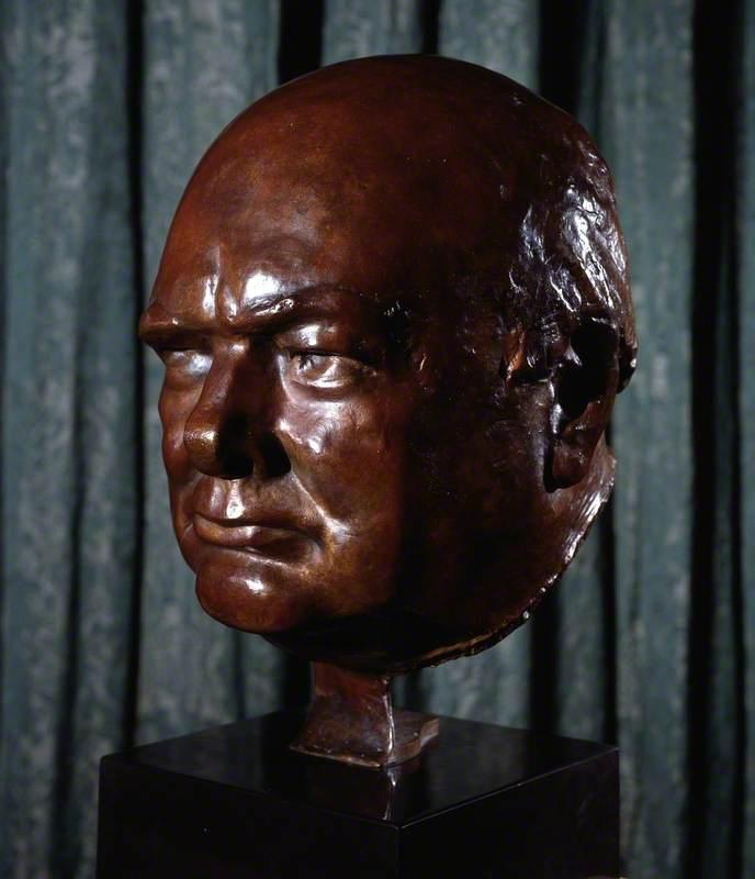 Sir Winston Leonard Spencer Churchill (1874–1965), Prime Minister (1940–1945 & 1951–1955)